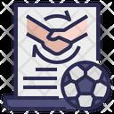 Renewacontract Icon