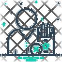 Renounce Leave Cessation Icon