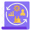 Renovate Business Model Renovate Business Model Icon