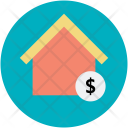 Rent Rate Land Icon