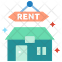 Rent Rental House House Icon