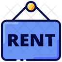 Rent House Property Icon