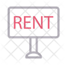 Rent Board Realestate Icon