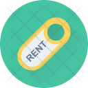 For Rent Rental Icon