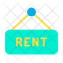 Give The Home For Rent Give The House For Rent Home For Rent Icon
