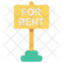 Board Banner Rent Icon