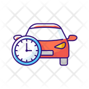 Rent Hours Time Icon