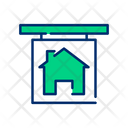 Rent house Icon