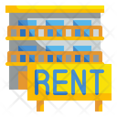 Rent House Rent Home Rental Icon