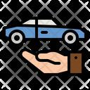 Rental Car Rental Car Icon