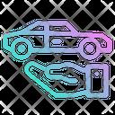 Rental Car Icon