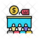 Conference Room Rental Icon