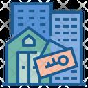 Rental Of Properties Icon