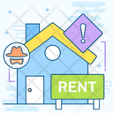 Rental Scams Icon