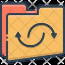 Reopen Restart Open Icon