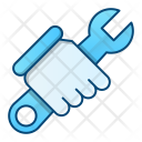 Repair Tool Construction Icon