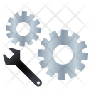Gear Setting Hardware Icon