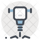 Repair Hammer Breaker Icon
