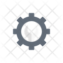 Setting Repair Cogwheel Icon