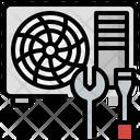 Repair Electronics Refreshing Icon