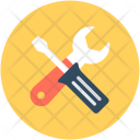 Repair Tools Spanner Icon