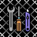 Repair Reapiring Tools Icon