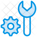 Repair Wrench Setting Icon