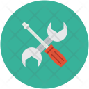 Repair Setting Wrench Icon