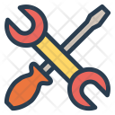 Repair Fix Wrench Icon