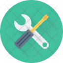 Repair Maintenance Spanner Icon