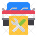 Car Vehicle Repair Icon