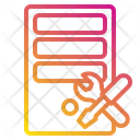 Computer Repair Service Icon
