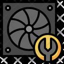 Repair Fan Fan Ventilation Icon