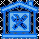 House Repair Service Icon