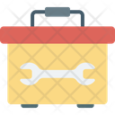 Repair Kit Repairing Tackle Box Icon