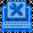 Laptop Computer Electronic Icon