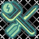 Repair Maintenance Screwdriver Construction Icon