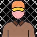 Repair Man Avatar Professional Icon