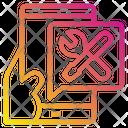 Mobile Repair Service Icon