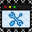 Repair Page Repair Tools Icon