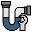 Pipe Plumbing Repair Icon