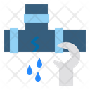 Pipe Drop Service Icon