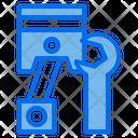 Piston Car Engine Service Icon