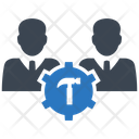 Repair Team Service Support Icon