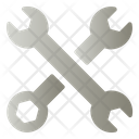Spanner Wrench Equipment Icon