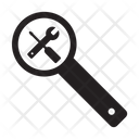 Setting Tools Gear Icon