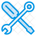 Repair Screwdriver Wrench Icon