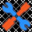 Tools Wrench Key Icon