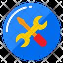 Repair Tool Tool Setting Icon