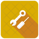 Repair Tool Wrench Icon
